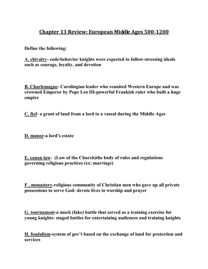 code of chivalry pdf
