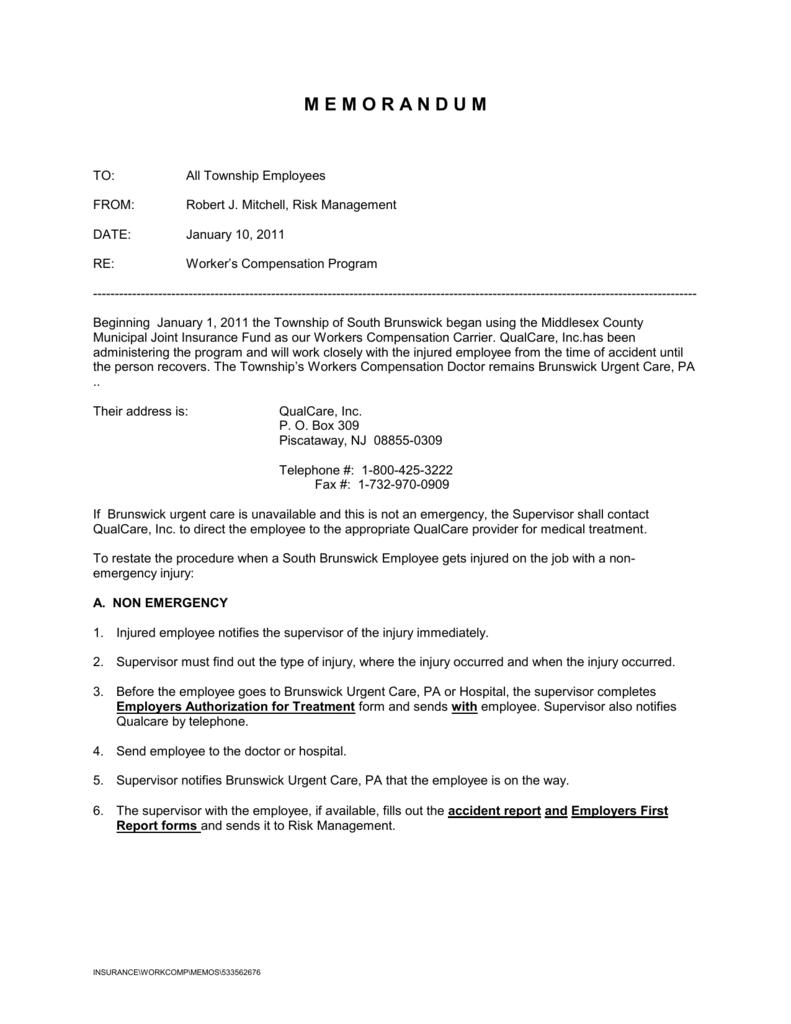 employee emergency contact information