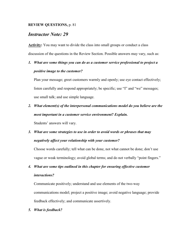 REVIEW QUESTIONS, p