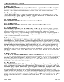 brit lit study guide Study 13 final exam study guide - brit lit ii flashcards from savannah l on studyblue.