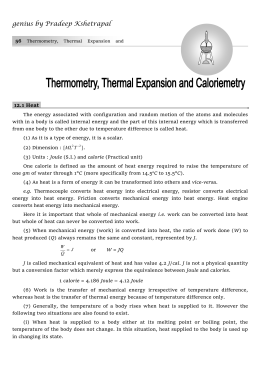 01-Thermal-Expansion-Theory