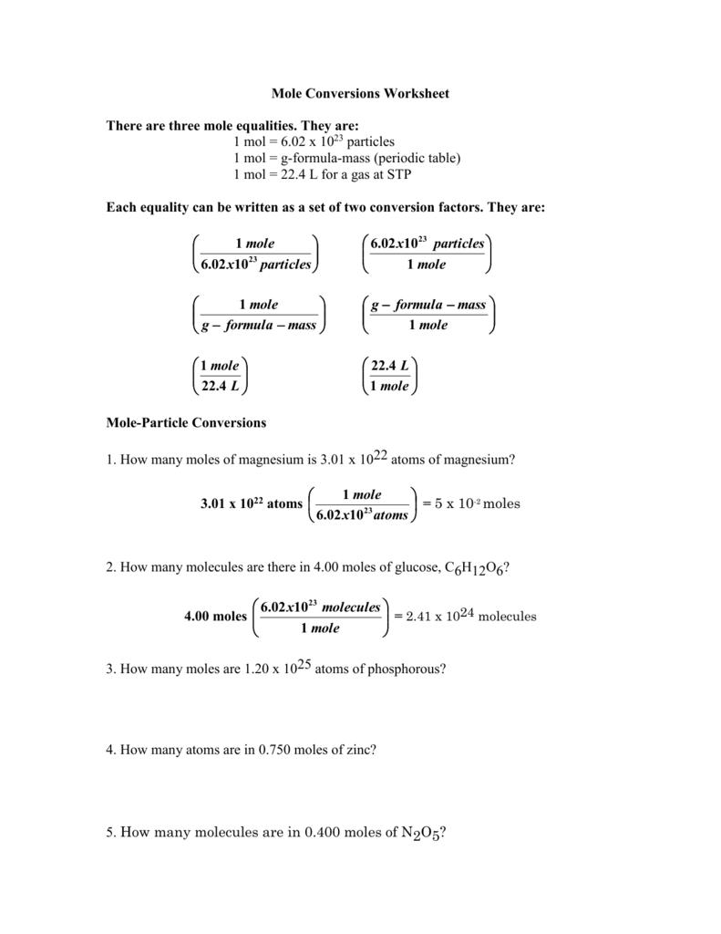 Worksheets Mole Conversion Worksheet 007855666 2 1efccf8fa6554479d1d1e794a0ea675e png