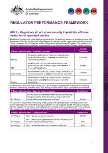 IP Australia Corporate Factsheet Single Template