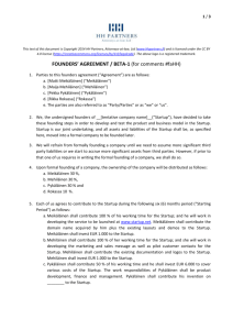 Founders` Agreement Beta 1 (20141118, doc format)