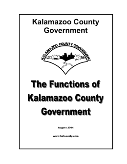 MS Word file - Kalamazoo County
