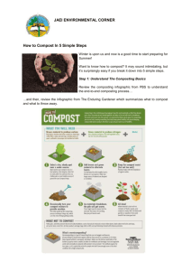 How to Compost In 5 Simple Steps