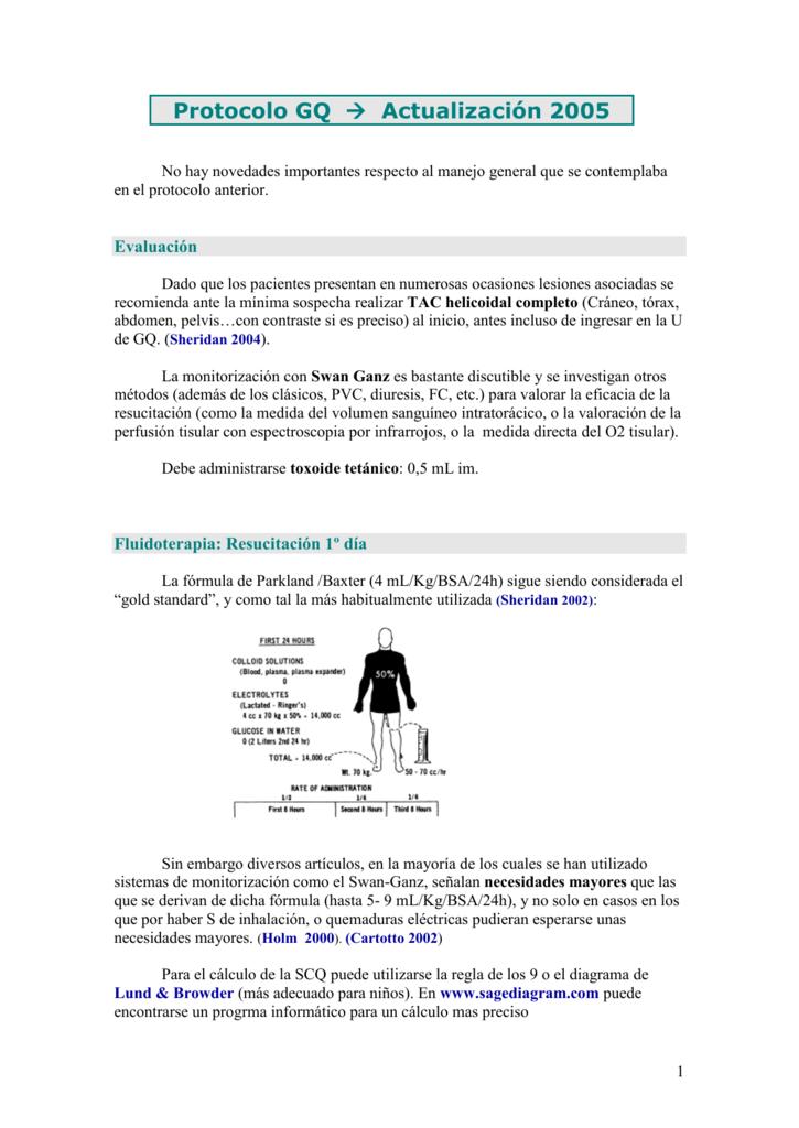 pautas de tratamiento de la diabetes insulina en tpn