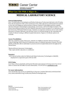 Medical Laboratory Science