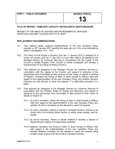 (Attachment: 37)Revised Recommendations