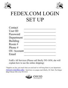 Team Member Handbook - FedEx Office Commercial Press