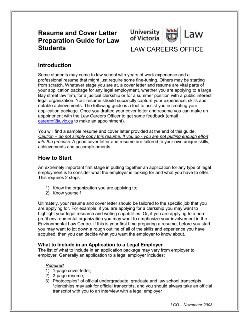 Law Graduate Cover Letter from s3.studylib.net