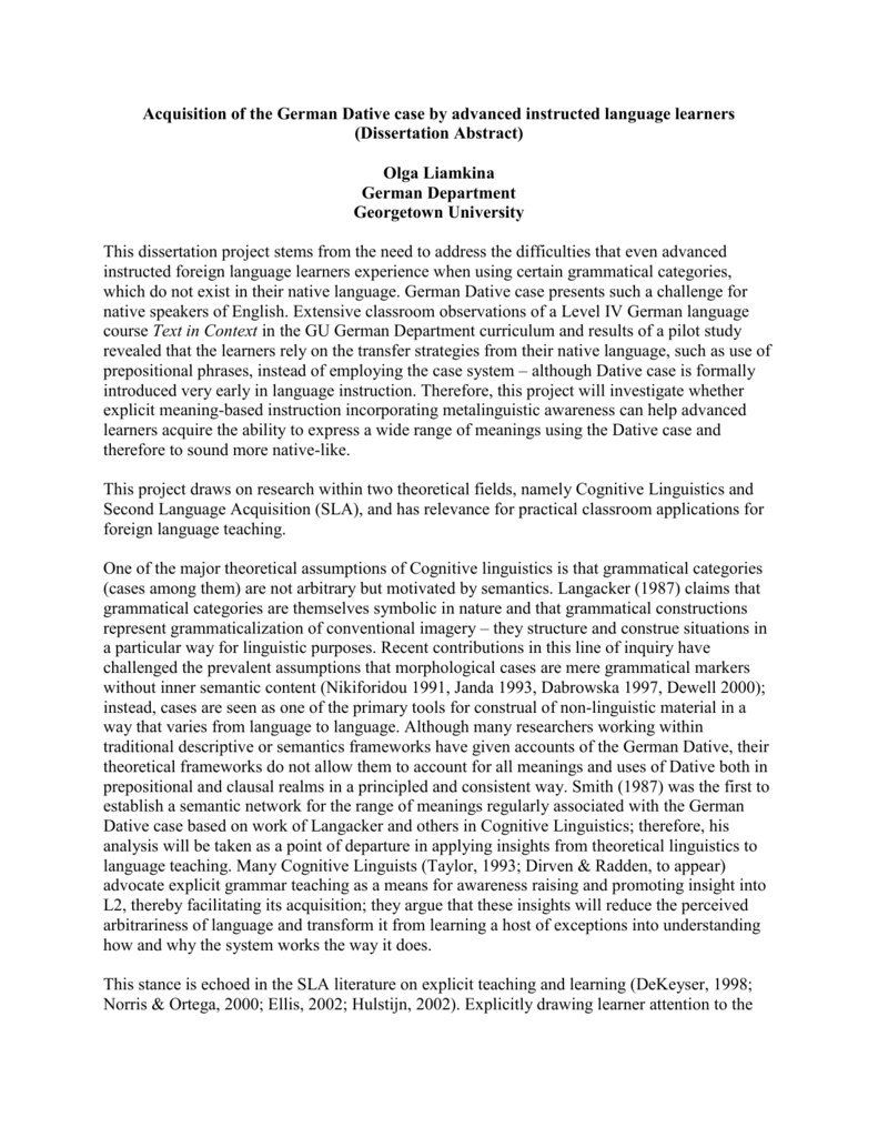Essay on help the nation