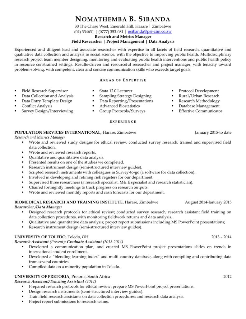 Publications - Global Careers Fair