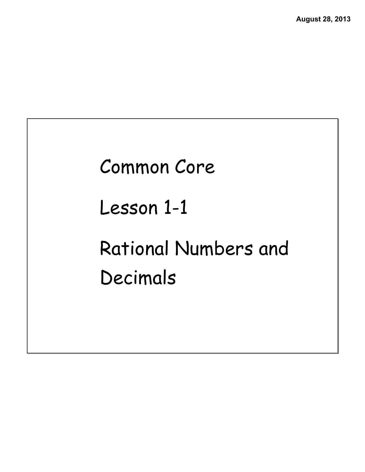 Rational And Irrational Numbers Worksheet Lesson Free Resume