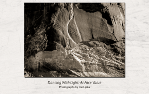 Dancing With Light: At Face Value