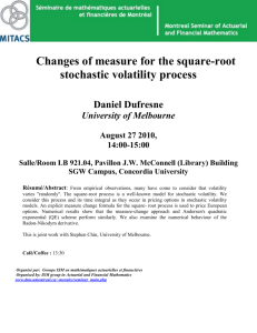 Changes of measure for the square-root stochastic volatility process
