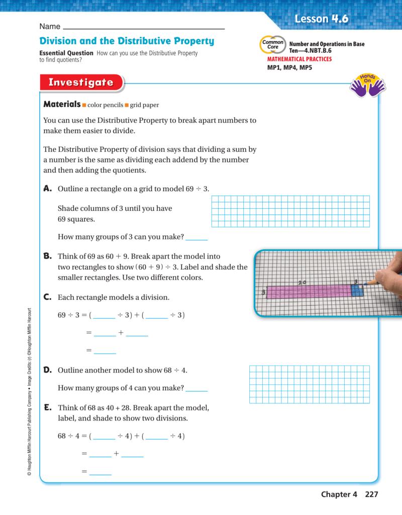 Help with distributive property homework