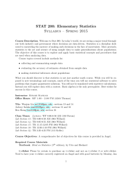 tc101 syllabus spring 2015 Tc 101 understanding media in the information age semester: fall of every year, spring of every year, summer of every year credits:  summer 2015 mi 101.