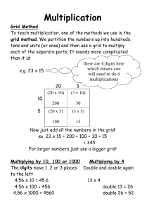 Help Your Child With Multiplication