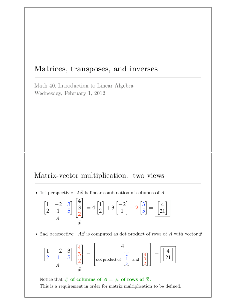how to solve linear equations with matrix 3x4