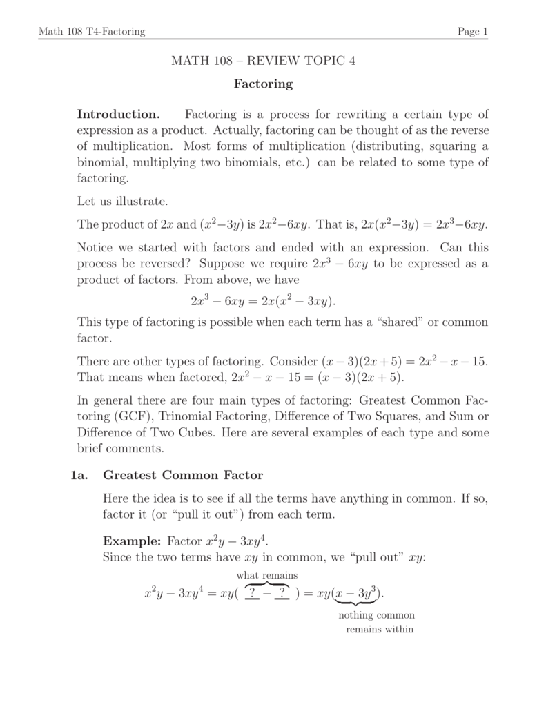 Print How To Factor A Perfect Cube: Formula & Examples Worksheet