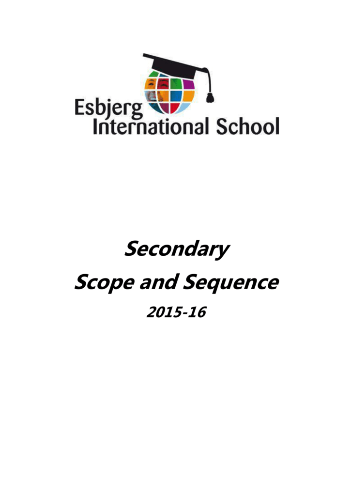 3abdb0c2aef7 Secondary - Esbjerg International School