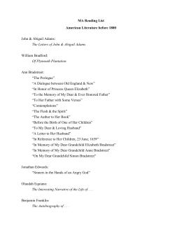 Mary rowlandson analytical essay