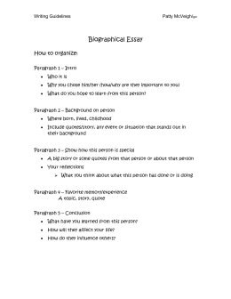 theatre essay graphic organizer biographical essay sonoma valley high school