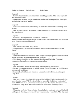 wuthering heights study guide Download wuthering heights study guide subscribe now to download this study guide, along with more than 30,000 other titles get help with any book download pdf summary print print.