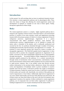 ACEI Journal Member: 4183 8\4\2012 Introduction: In this journal, I