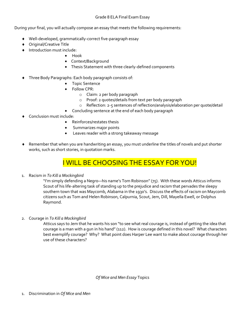 essay questions and answers for to kill a mockingbird online beowulf essay prompts beowulf essay questions college dgereport essay to kill a mockingbird essay mla format stanford admission essay stanford admissions