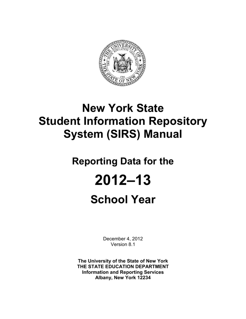 New York Statewide Data Warehouse Guidelines For Extracts Use Bq Wkbk Grade 3 Ages 8 9