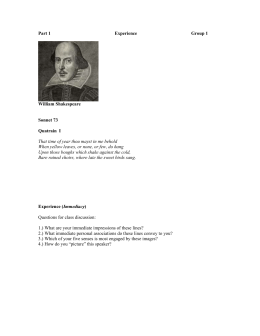 sonnet blaire lynch sonnet 73 quatrain analysis part 1 doc thomas