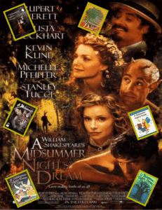 2D - A Midsummer Night`s Dream by William