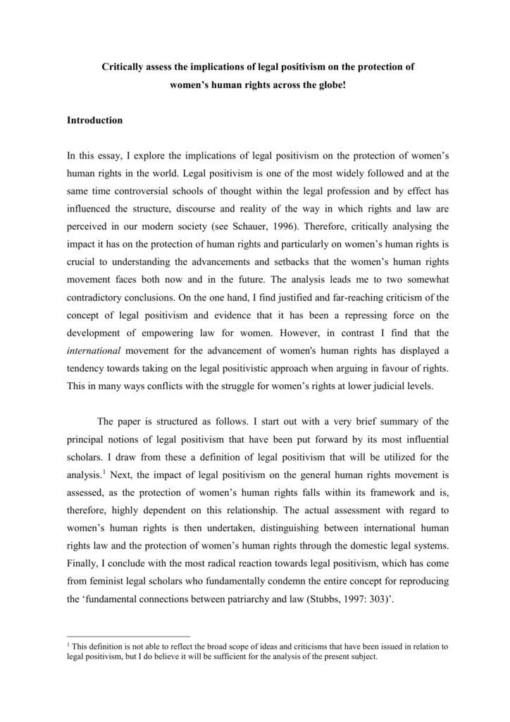 Good personal experience essays
