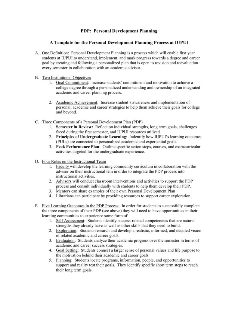 career planning definition