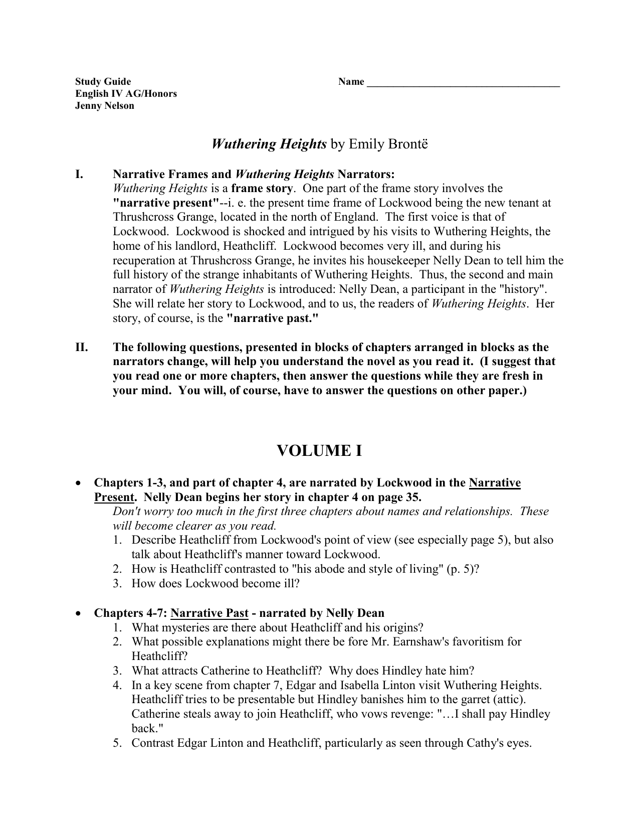 wuthering heights practice essay questions Free wuthering heights papers, essays - wuthering heights essay i have never been to this temple before because my family does not practice buddhism.