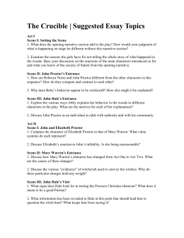 crucible essay topics co crucible essay topics