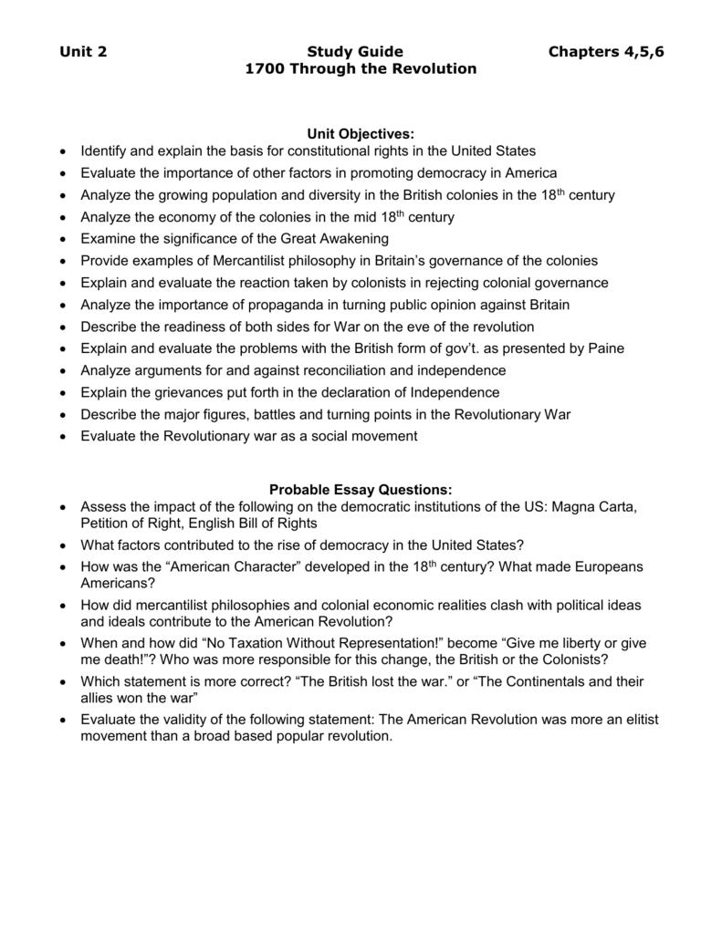 worksheet Declaration Of Independence Grievances Worksheet probable essay questions