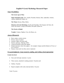 the motion picture meets greek mythology english 9 greek mythology research paper doc