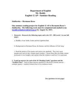 ppt on siddhartha essay the siddhartha essay suggested essay topics siddhartha