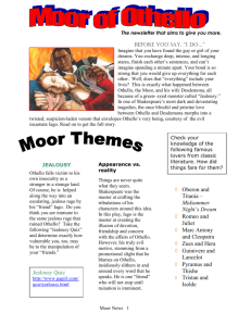 Othello Newsletter