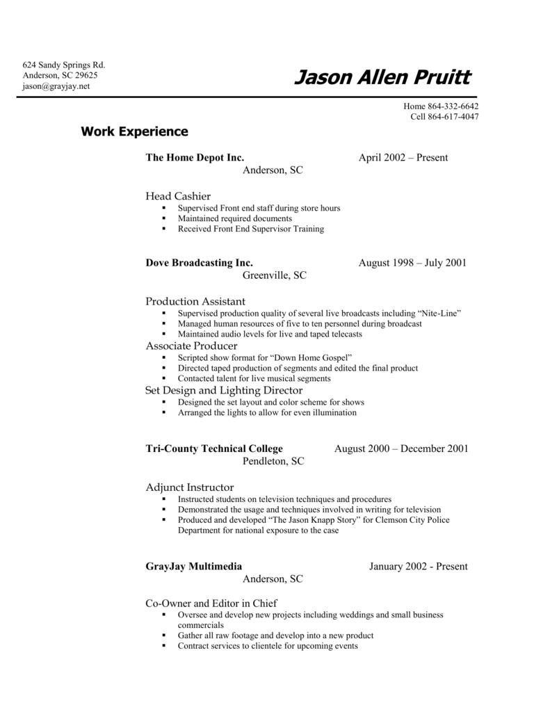 Resume Jpwebsc Us