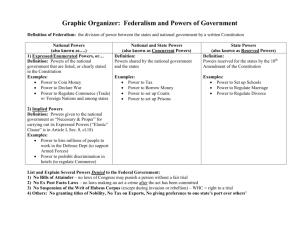 Federalism Venn Diagram Answer Key - Aflam-Neeeak