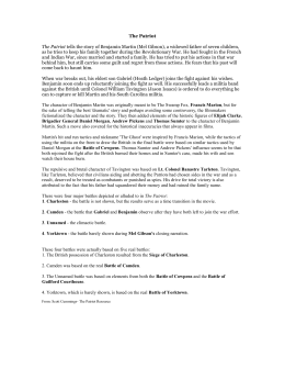 charles martin in uganda case study Case study charles martin in uganda contents i case background 3 ii  statement of the problem 4 iii alternatives 5 iv recommended solution 6 v  answers.