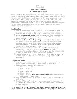 Write book report summary
