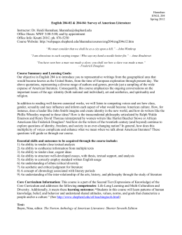 Bio 1130 syllabus spring 2013 mw