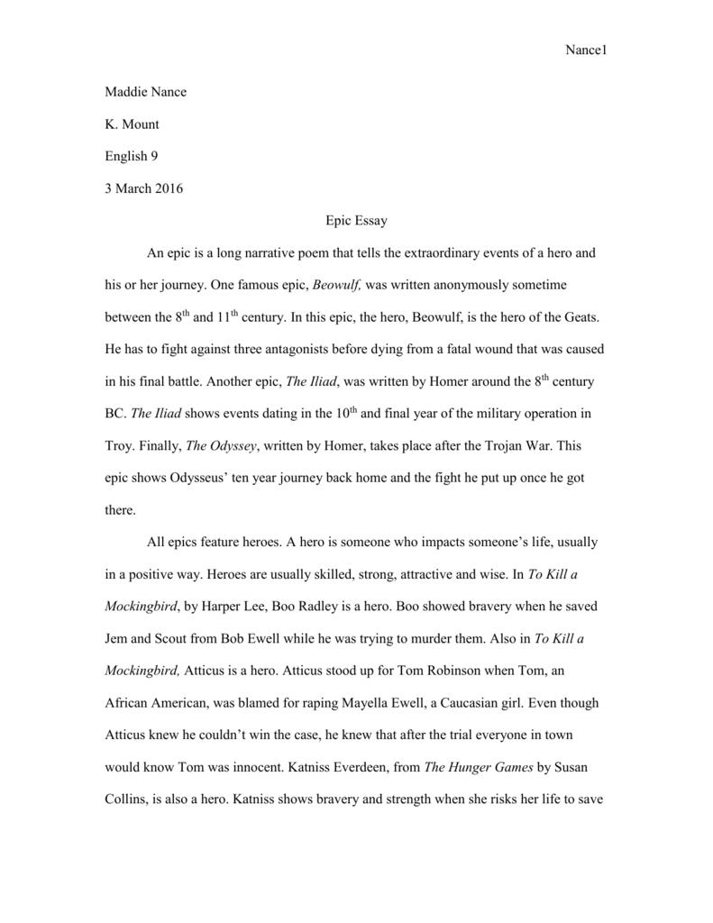 mayella ewell essay