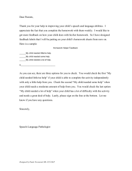 Business letters dear parents altavistaventures Choice Image