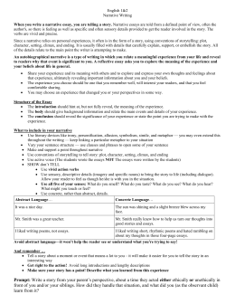 unit sample business letters and essays autobiographical reflective narrative uc personal statement
